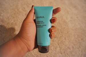 Ahava Cream Mask