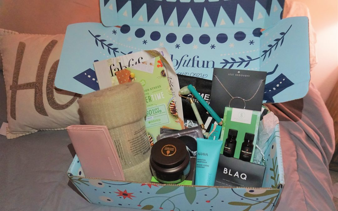 Winter FabFitFun Unboxing