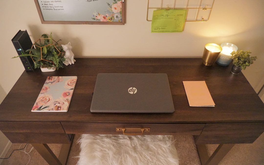 Transform Your Desk Space (Before & After)